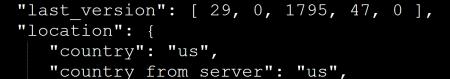 открываем конфигурационный файл браузера Оперы